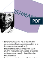 Leishmania Diapos