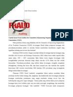 Contoh Kasus Kecurangan Audit