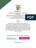 Obrigações Benfica SAD 2013