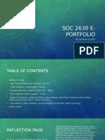 soc 2630 e-portfolio