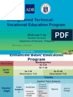 Strengthened Technical-Vocational Education Program