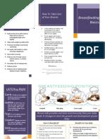 breastfeeding teachingproject