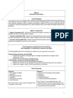 Algebra I MSD Course Guideline Aug 2010