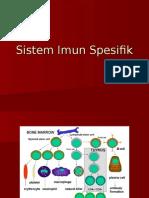 5 Sistem Imun Spesifik