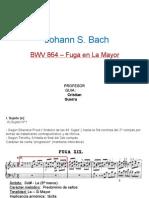 Analisis Fuga 19 Libro 1 J. S. Bach