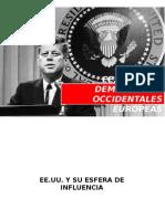 EEUU y Las Democracias de Europa Occidental