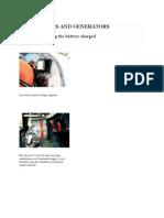 Alternators and Generators