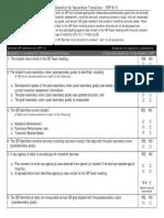 iep compliance checklist