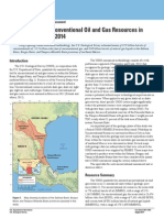 Unconventional Oill and Gas in Mexico USGS