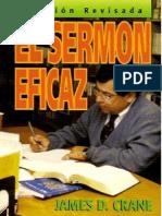 James Crane - El Sermon Eficaz