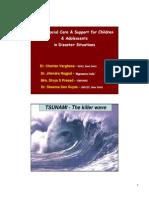 Psychosocial care of children post disasters 16.J.nagpal Et Al. VIMHANS
