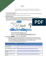 OAF - Oracle Application Framework - Chapter1