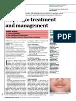 Impetigo Treatment and Management