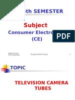 Camera Tubes