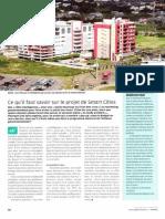 Ce qu'il faut savoir sur le projet de Smart Cities