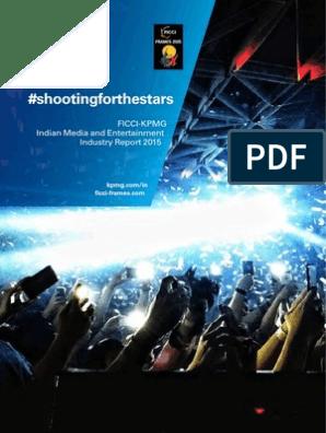 FICCI-KPMG_2015 pdf | Television | Mass Media