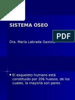 Sistema Oseo Esq. Axial