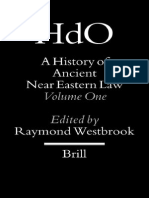 (Handbook of Oriental Studies. Section 1_ the Near and Middle East 72) Raymond Westbrook, Gary M. Beckman-A History of Ancient Near Eastern Law (Handbook of Oriental Studies_ Handbuch Der Orientalisti