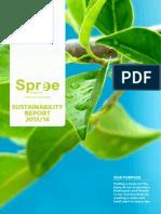 Spree Sustainability Report 2013/14