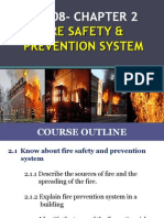 CHAPTER 2- Fire Safety & Prevention System