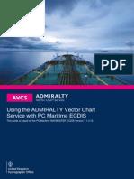 Avcs Pc Maritime Navmaster Ecdis User Guide