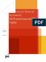 Accounting Financial Instruments Pp t