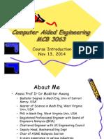 CAED 1ec1Course Intro-Sept2014