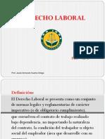 Derecho Laboral - UNI - FIIS