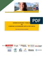 Dossier de difusión y visibilidad del III Simposio las Sociedades ante el Reto Digital, 2010