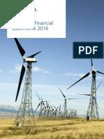 Illustrative Financial Report 2014