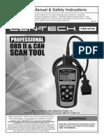 Cen-Tech (Harbor Freight) Scan Tool - 60794