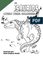 Dinosaurios Libro Para Colorear (Spanish).pdf
