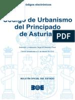 BOE-026 Codigo de Urbanismo Del Principado de Asturias