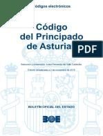 BOE-028 Codigo Del Principado de Asturias