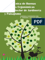 Guia Para El Sector de Jardineria y Paisajismo