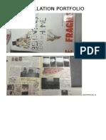 Film Installation Portfolio