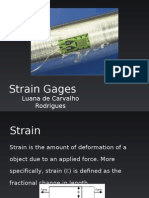 Strain Gages