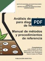 Manual Analisis de Suelos Para Diagnostico de Fertilidad