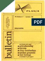 c 16 Plus 4 Bulletin September 1988