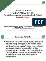 2.3 - 3.2 Contoh Penerapan Autentik Pai-bp_sd