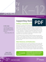 cbs supportnumeracy