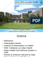 Documents.mx Urbanisation and Its Effect on Peoples Health