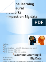 ML in Big data