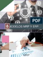 Modelos MRP y ERP