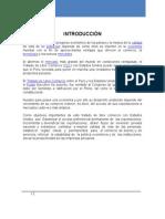 Acuerdo de Promoción Comercial PERÚ