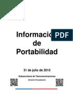 Reporte Portabilidad 2015-07-31a