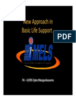 IMELS New Approach in Basic Life Support