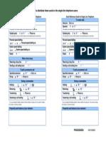 KX-TDA15 V1.1 Quick Reference Guide for SLT