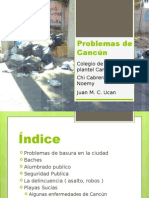 Problemas de Cancún