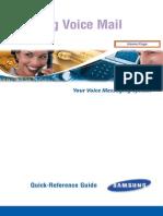 Samsung VMail User Guide